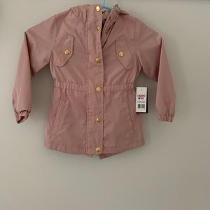 Other - Limited too pink rain coat NWT